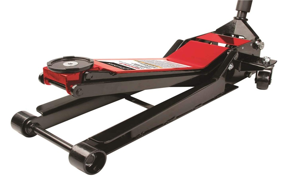 Best Floor Jack for Lifted Trucks